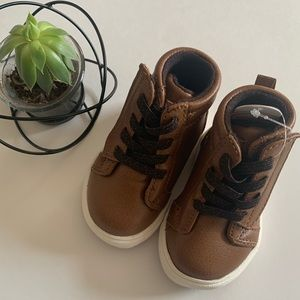 NWT Baby High Top Sneakers